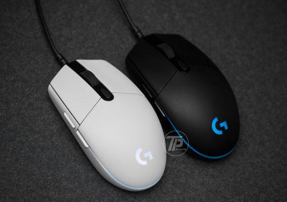 Chuột chuyên game logitech G102