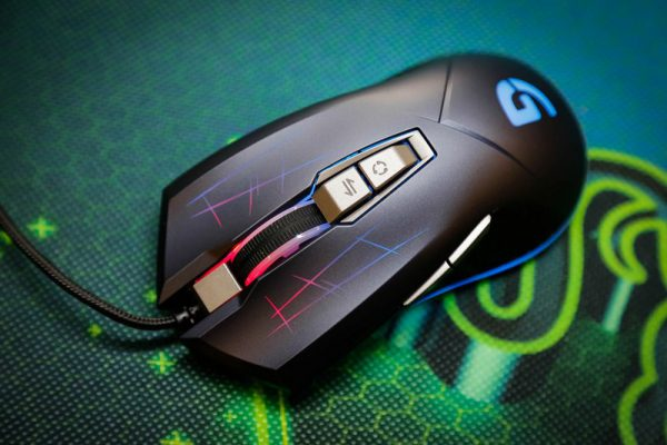 Mua chuột chơi game G93 Pro