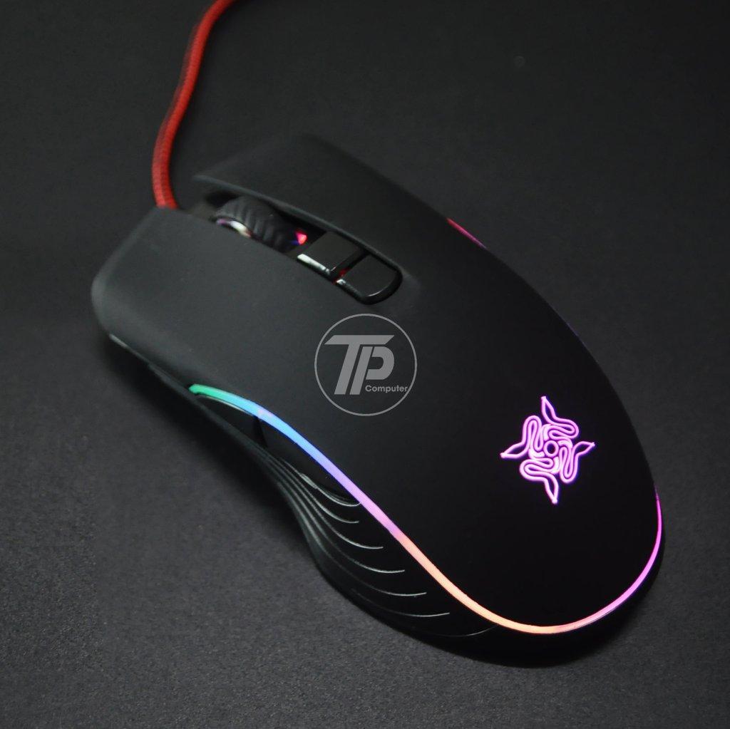 Gaming Bosston M710 led RGB có nhiều ưu điểm nổi bật