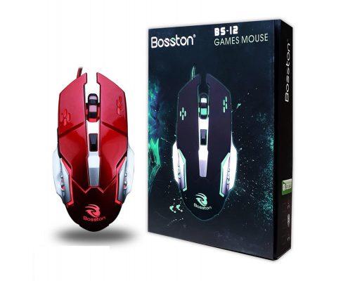 Chuột Bosston BS 12 có độ bền cao