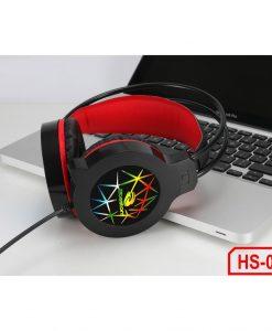 Tai nghe HS-09 kiểu dáng khỏe khoắn, phong cách